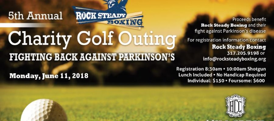 5th Annual Charity Golf Outing June 11, 2018